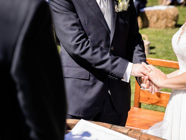Il matrimonio di Alberto e Valeria a Saint-Pierre, Aosta 11