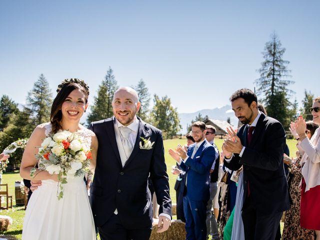 Il matrimonio di Alberto e Valeria a Saint-Pierre, Aosta 12