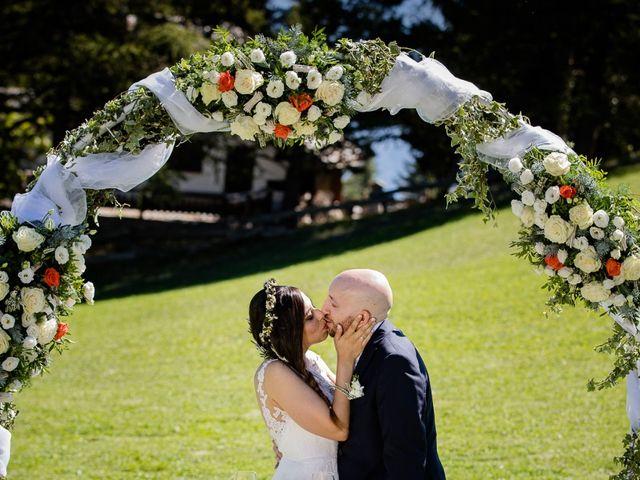 Il matrimonio di Alberto e Valeria a Saint-Pierre, Aosta 2