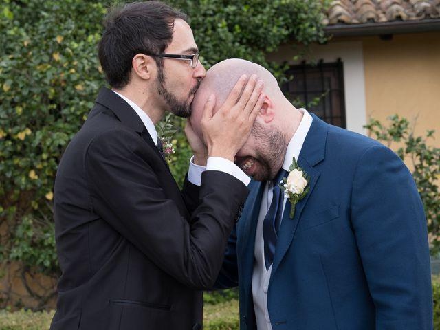 Il matrimonio di Francesco e Giulia a Roma, Roma 12