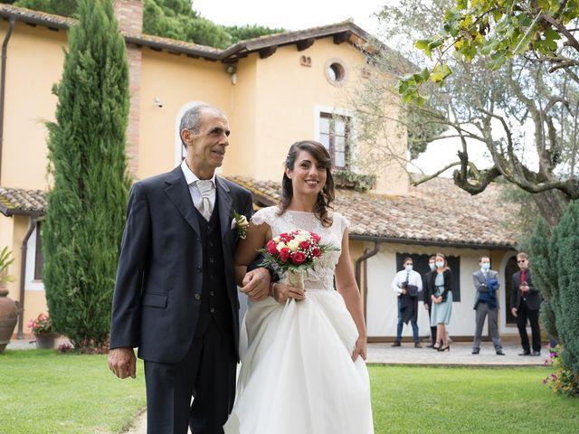 Il matrimonio di Francesco e Giulia a Roma, Roma 18