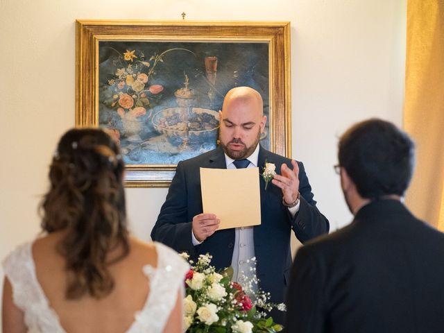 Il matrimonio di Francesco e Giulia a Roma, Roma 22