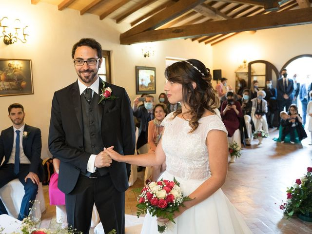 Il matrimonio di Francesco e Giulia a Roma, Roma 27
