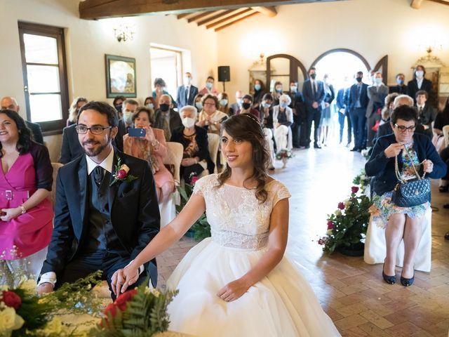 Il matrimonio di Francesco e Giulia a Roma, Roma 34
