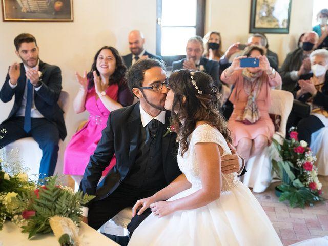 Il matrimonio di Francesco e Giulia a Roma, Roma 35