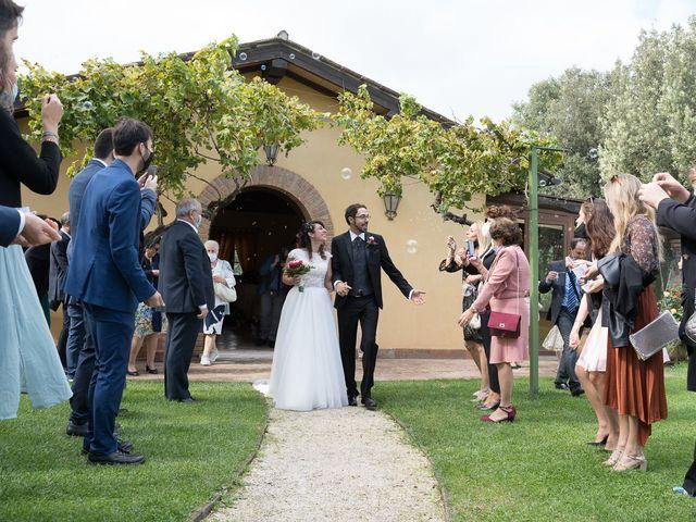 Il matrimonio di Francesco e Giulia a Roma, Roma 37
