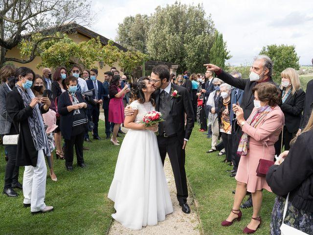 Il matrimonio di Francesco e Giulia a Roma, Roma 39
