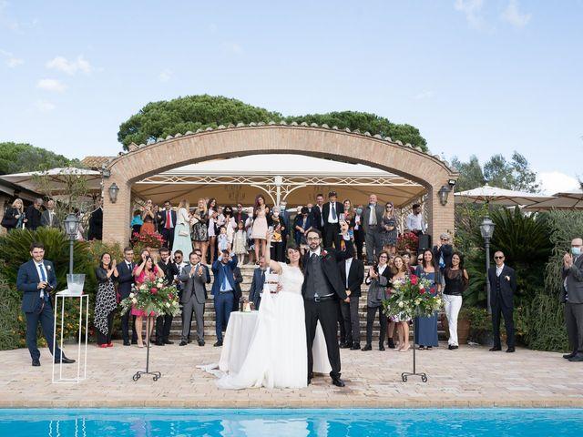 Il matrimonio di Francesco e Giulia a Roma, Roma 75