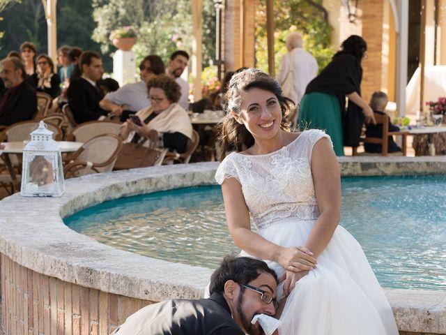 Il matrimonio di Francesco e Giulia a Roma, Roma 80