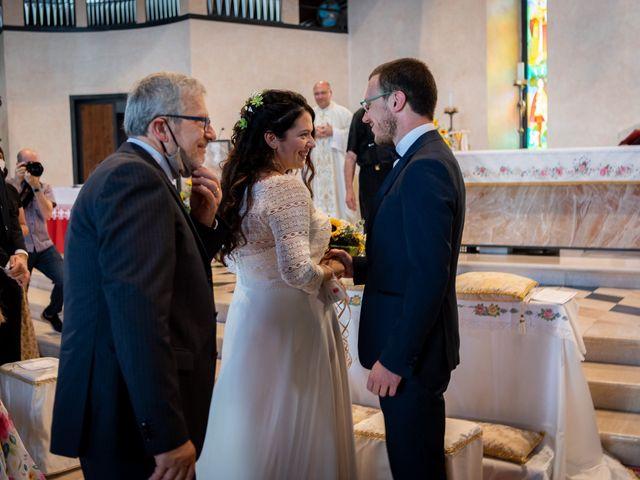 Il matrimonio di Daniele e Paola a Brescia, Brescia 16