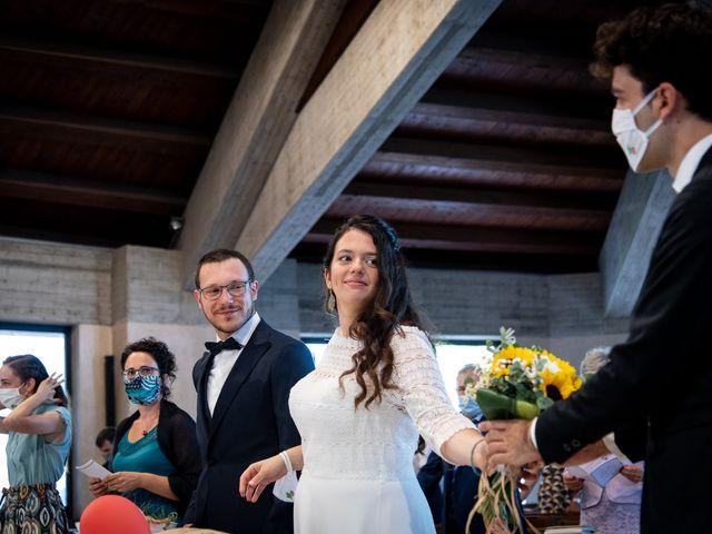 Il matrimonio di Daniele e Paola a Brescia, Brescia 17
