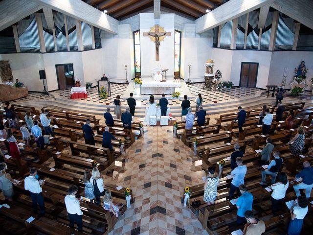 Il matrimonio di Daniele e Paola a Brescia, Brescia 20