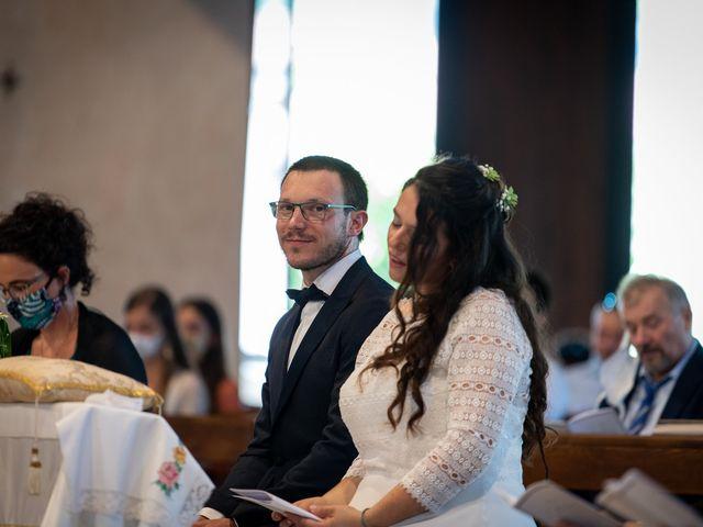 Il matrimonio di Daniele e Paola a Brescia, Brescia 23