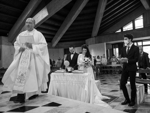 Il matrimonio di Daniele e Paola a Brescia, Brescia 31