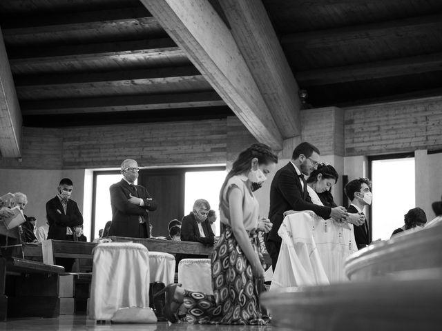 Il matrimonio di Daniele e Paola a Brescia, Brescia 37