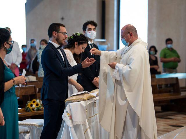 Il matrimonio di Daniele e Paola a Brescia, Brescia 38