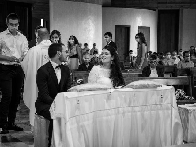 Il matrimonio di Daniele e Paola a Brescia, Brescia 39
