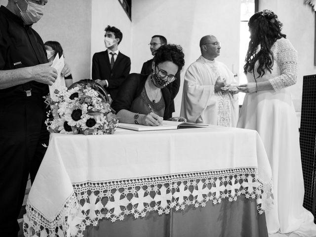 Il matrimonio di Daniele e Paola a Brescia, Brescia 46