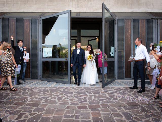 Il matrimonio di Daniele e Paola a Brescia, Brescia 57
