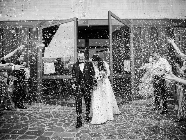 Il matrimonio di Daniele e Paola a Brescia, Brescia 59