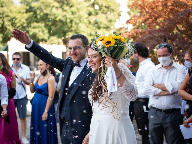 Il matrimonio di Daniele e Paola a Brescia, Brescia 61