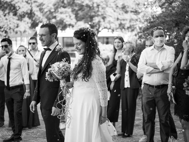 Il matrimonio di Daniele e Paola a Brescia, Brescia 62