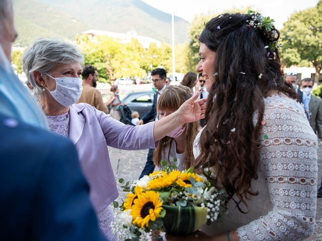 Il matrimonio di Daniele e Paola a Brescia, Brescia 64