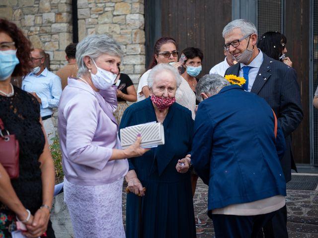 Il matrimonio di Daniele e Paola a Brescia, Brescia 66