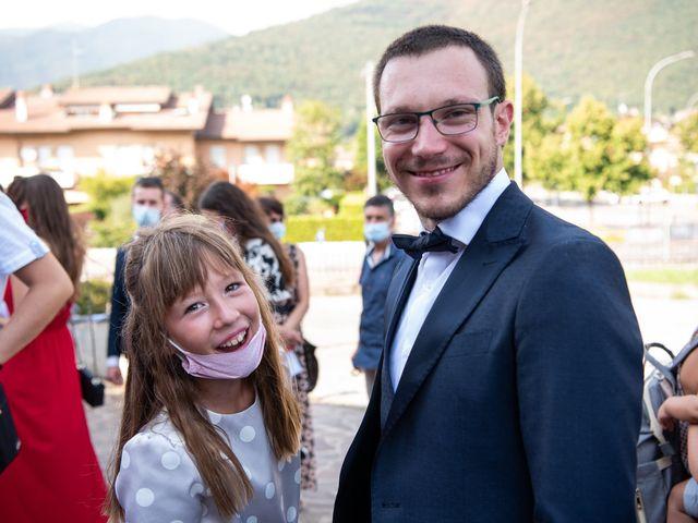 Il matrimonio di Daniele e Paola a Brescia, Brescia 68