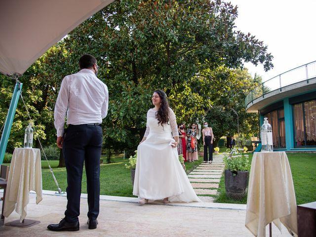 Il matrimonio di Daniele e Paola a Brescia, Brescia 74