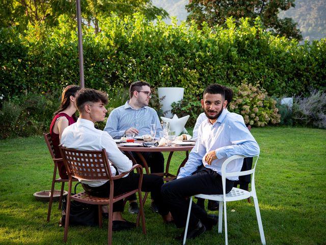 Il matrimonio di Daniele e Paola a Brescia, Brescia 84