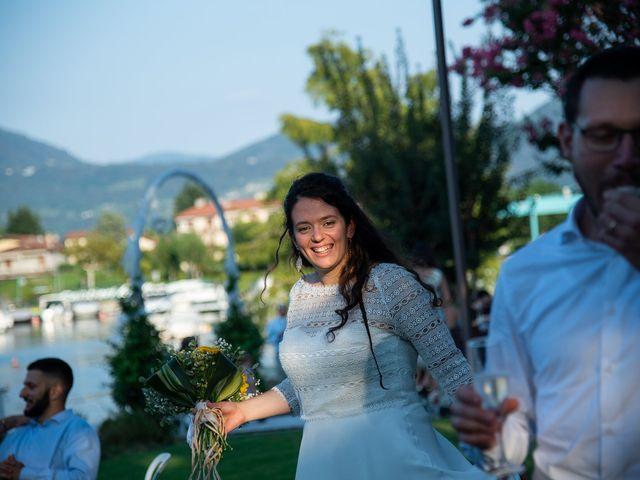 Il matrimonio di Daniele e Paola a Brescia, Brescia 86