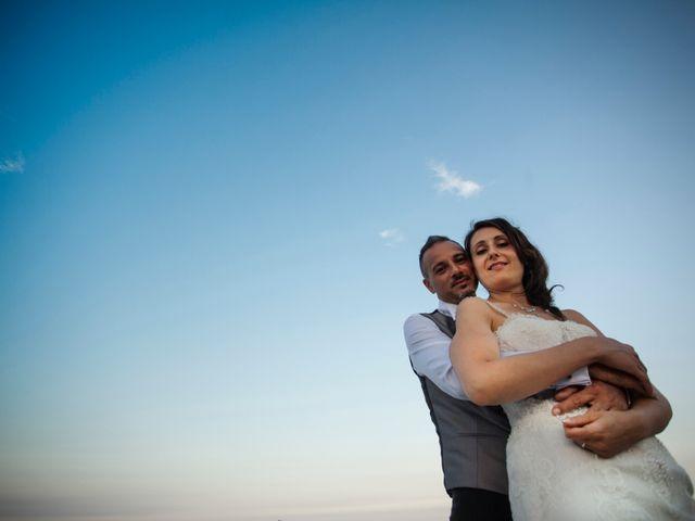 le nozze di Ylenia e Patrizio
