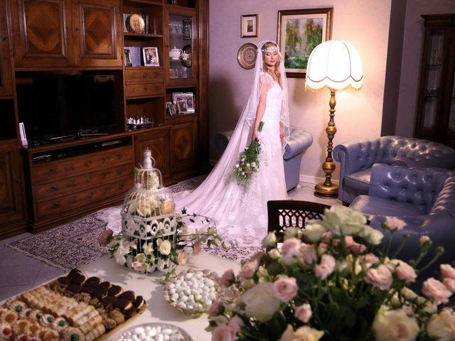 Il matrimonio di Gennaro e Giada a Squillace, Catanzaro 3
