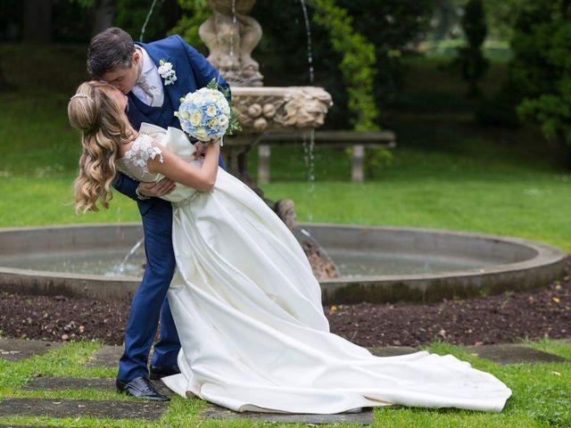 Le nozze di Ilenia e Lorenzo