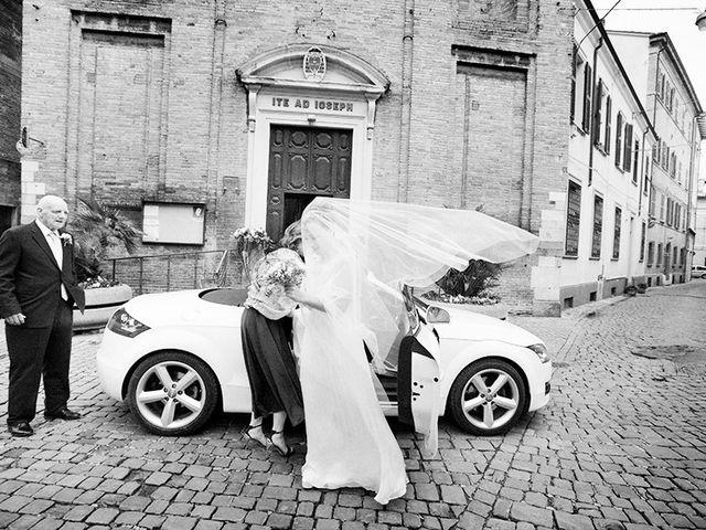 Il matrimonio di Franco e Giulia a Pesaro, Pesaro - Urbino 4