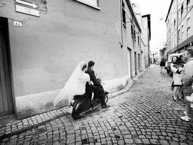 Il matrimonio di Franco e Giulia a Pesaro, Pesaro - Urbino 11