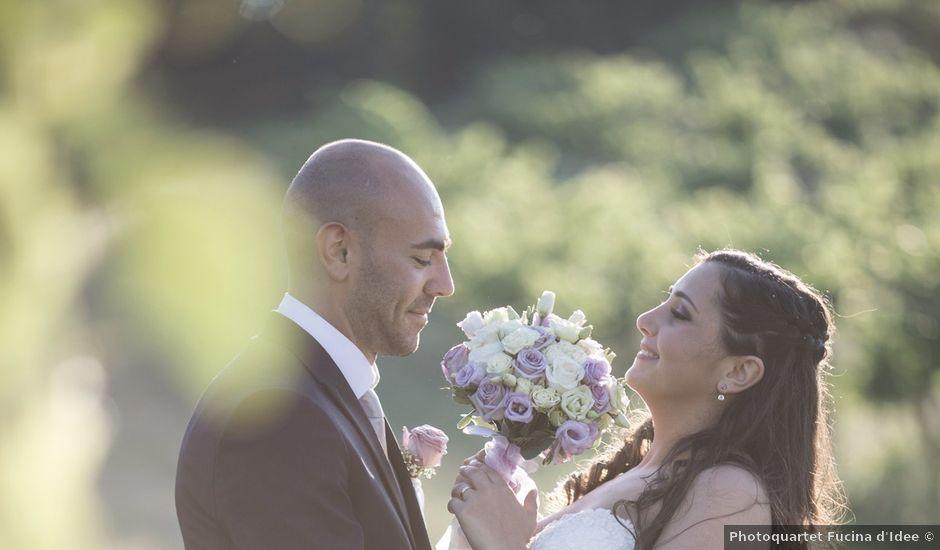 Il matrimonio di Matteo e Melania a Novellara, Reggio Emilia
