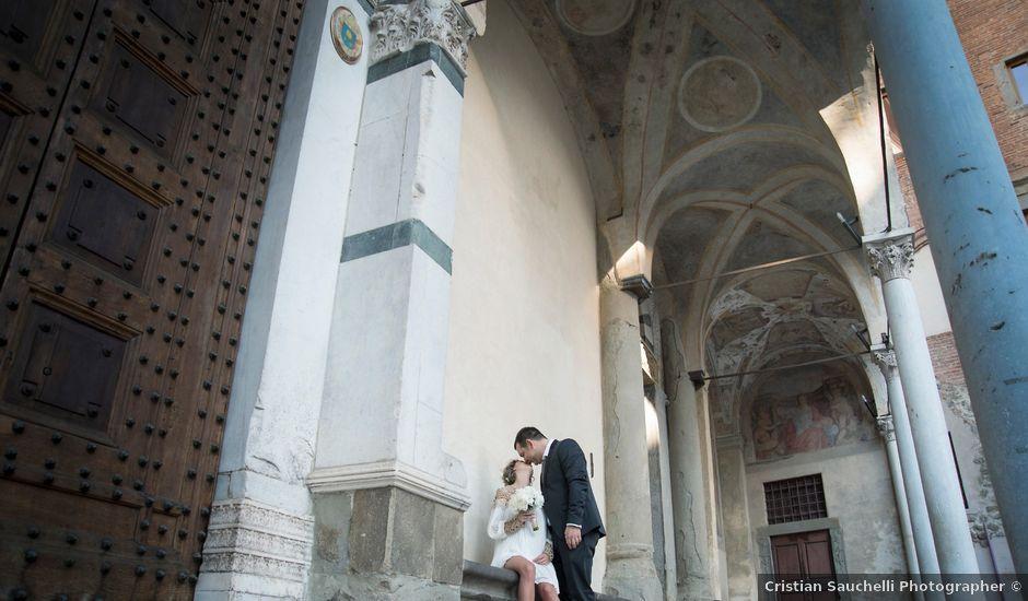 Il matrimonio di Francesco e Viktoria a Montale, Pistoia
