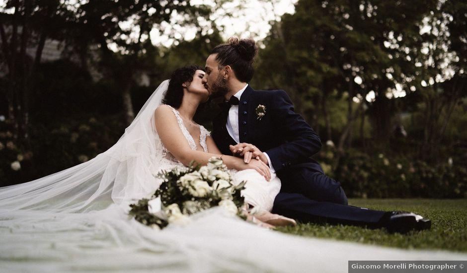 Il matrimonio di Vincenzo e Jasmine a Pisa, Pisa
