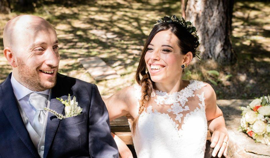 Il matrimonio di Alberto e Valeria a Saint-Pierre, Aosta
