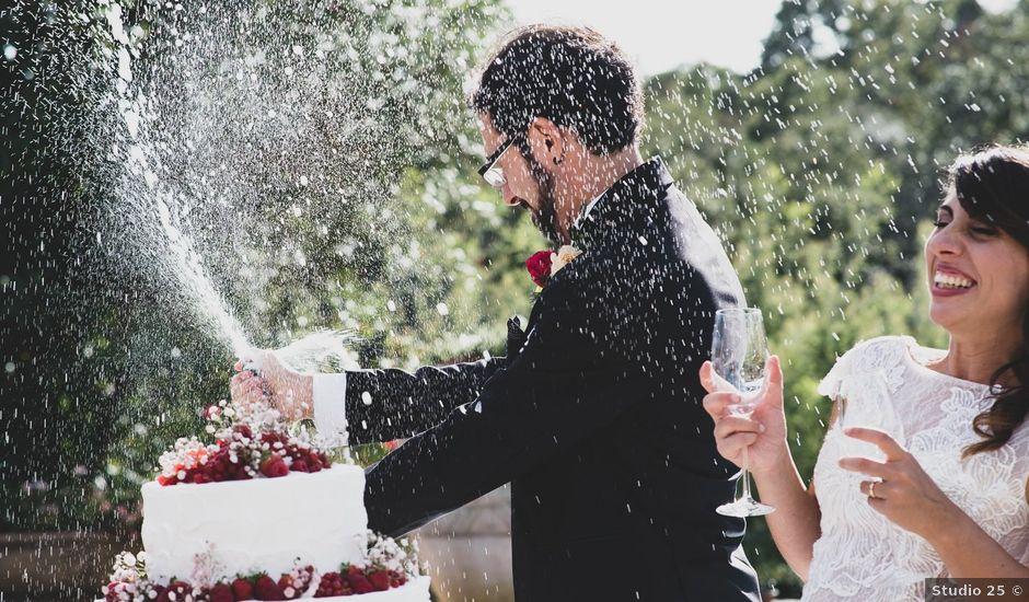 Il matrimonio di Francesco e Giulia a Roma, Roma