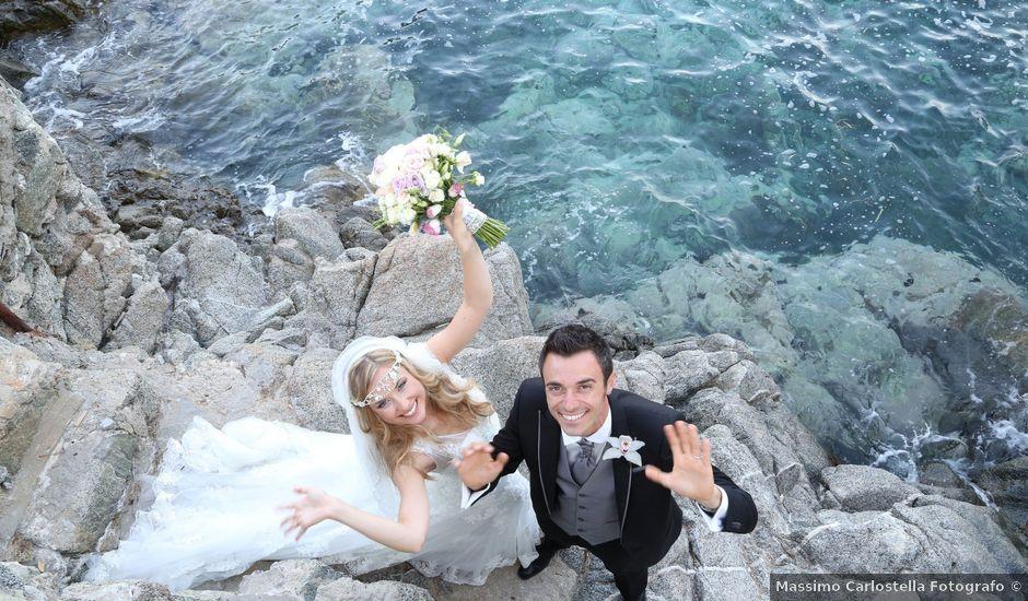 Il matrimonio di Gennaro e Giada a Squillace, Catanzaro