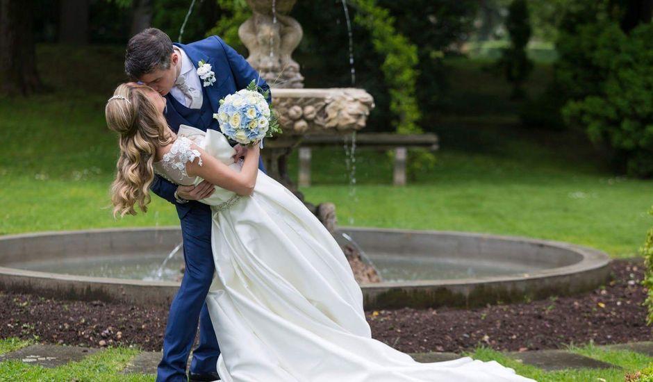 Il matrimonio di Lorenzo e Ilenia a Monza, Monza e Brianza