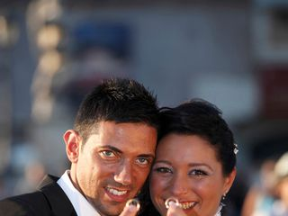 Le nozze di Laura e Adriano