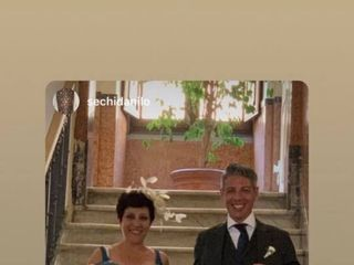 Le nozze di Stefania  e Massimiliano  2