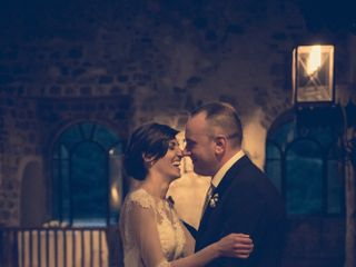 Le nozze di Carmen e Franco