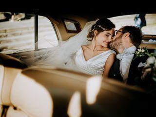 Le nozze di Georgiana e Andrea
