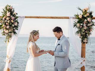 Le nozze di Alica e Tobi