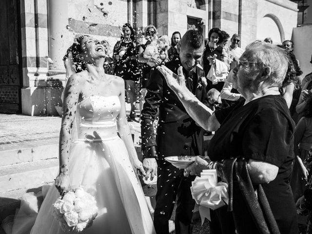 Le nozze di Ilaria e Riccardo